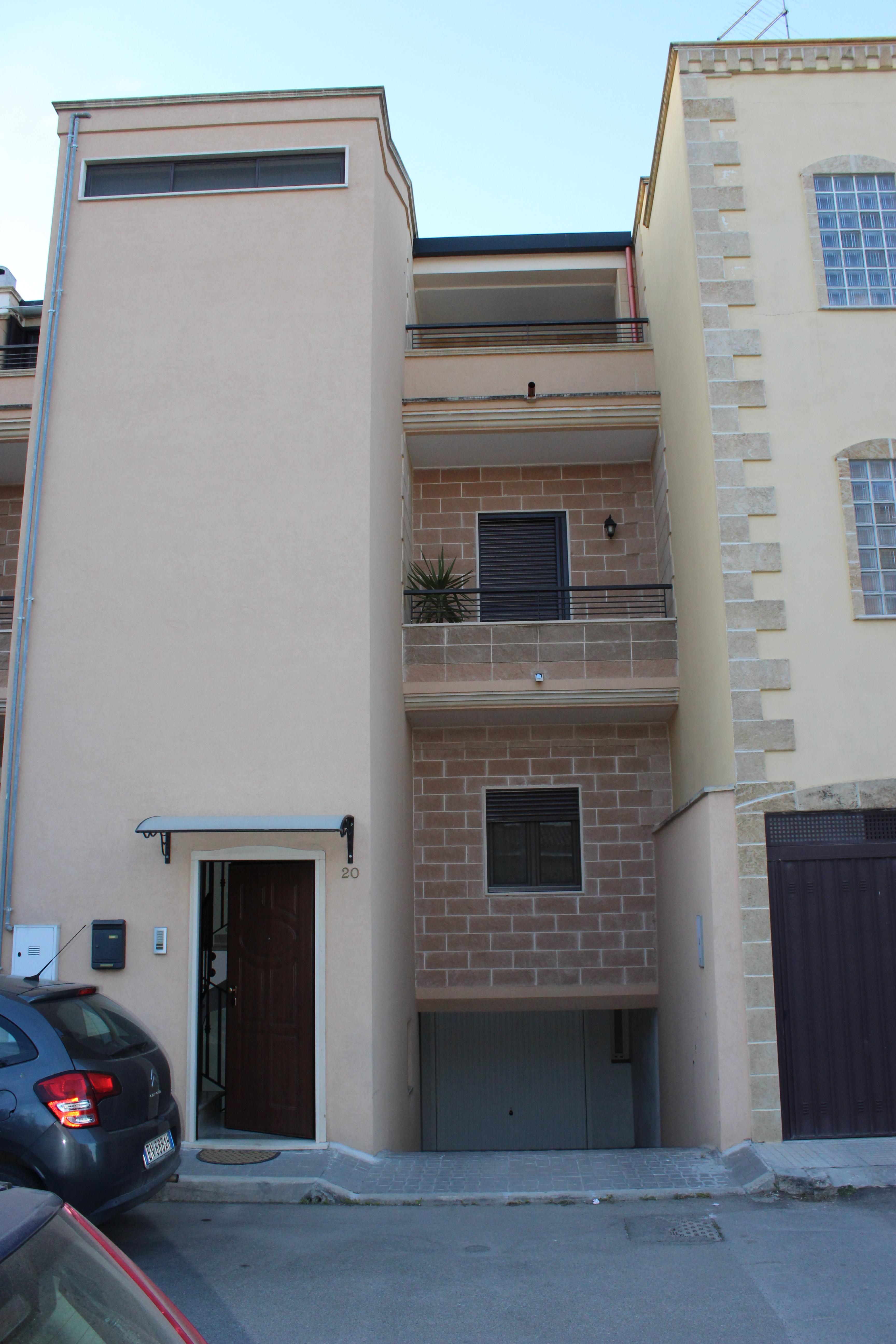 Oria:  Appartamento Indipendente  di recente costruzione
